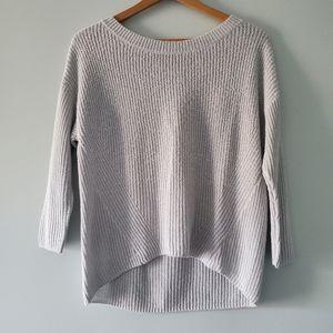 Express sweater 3/4 sleeve XS